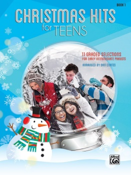Christmas Hits for Teens, Bk 1, PS