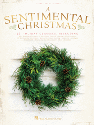 A Sentimental Christmas Book, PVG