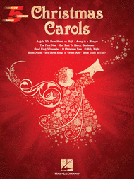 Christmas Carols - 5 Finger