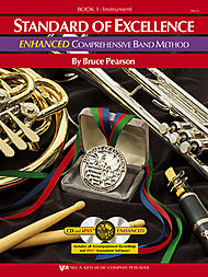 Standard of Excellence Enhanced Clarinet Bk1