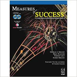 Measures of Success Bk 1 Bass Clarinet