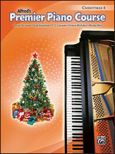 Alfred's Premier Piano Christmas 4