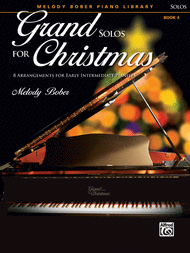 Grand Solos for Christmas, Bk 4