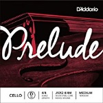 D'Addario J101244M Prelude 4/4 Cello D String