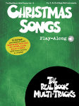 Christmas Songs Play-Along (Real Book Multi-Tracks Vol 10)