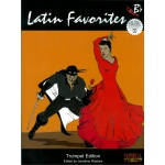Latin Favorites - Trumpet  w/CD