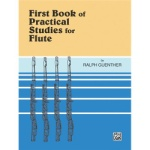First Book Of Practical Studies for Flute