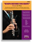 Know Before You Blow: Modes for Flute