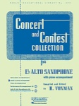 Concert & Contest Collection for Alto Sax
