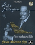Vol 12 - Duke Ellington w/CD - JAV12