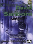 Vol 103 - David Sanborn w/CD - JAV103