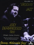 Vol 118 - Joey DeFrancesco Groovin' Jazz w/CD - JAV118