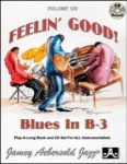Vol 120 - Feelin' Good Blues in B3 w/CD - JAV120