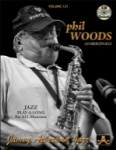 Vol 121 - Phil Woods w/CD - JAV121