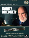 Vol 126 - Randy Brecker w/CD - JAV126