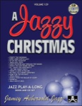Vol 129 - A Jazzy Christmas w/CD - JAV 129