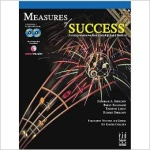 Measures of Success Bk 1 Percussion