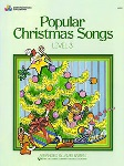 Bastien Popular Christmas Songs Level 3