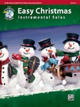 Easy Christmas Inst. Solos, Level 1- Cello