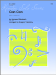 Can Can - Clarinet Solo with Piano Accompaniment