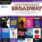 Contemporary Broadway, Flute Play-Along
