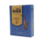 10ROTS25 Rico Royal Tenor Sax Reeds 2.5  (10 ct. box)