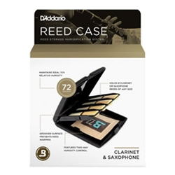 RVCASE04 D'Addario Reed Vitalizer, Single Reeds